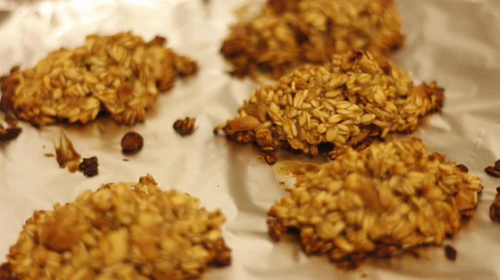 Oatmeal Cookie with Nuts
